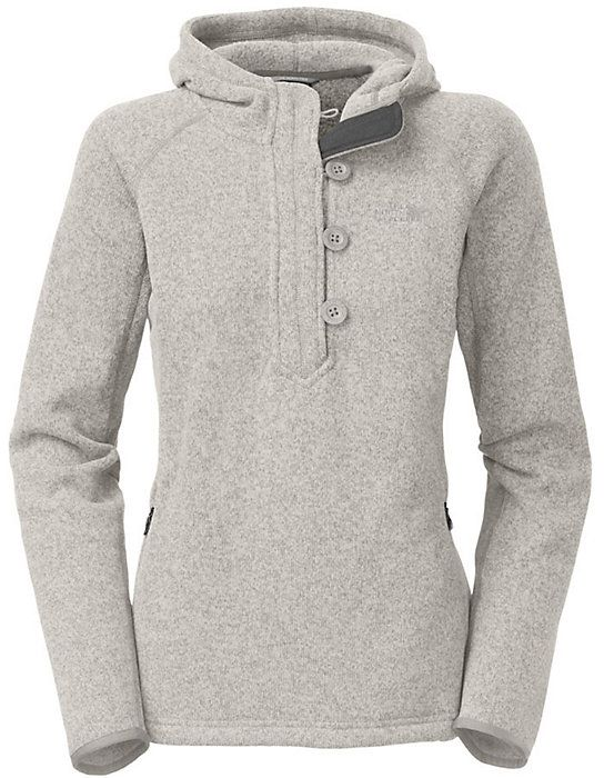 f3ae81234 The North Face Crescent Hoody Sweater - Women's | Pinterest Closet ...