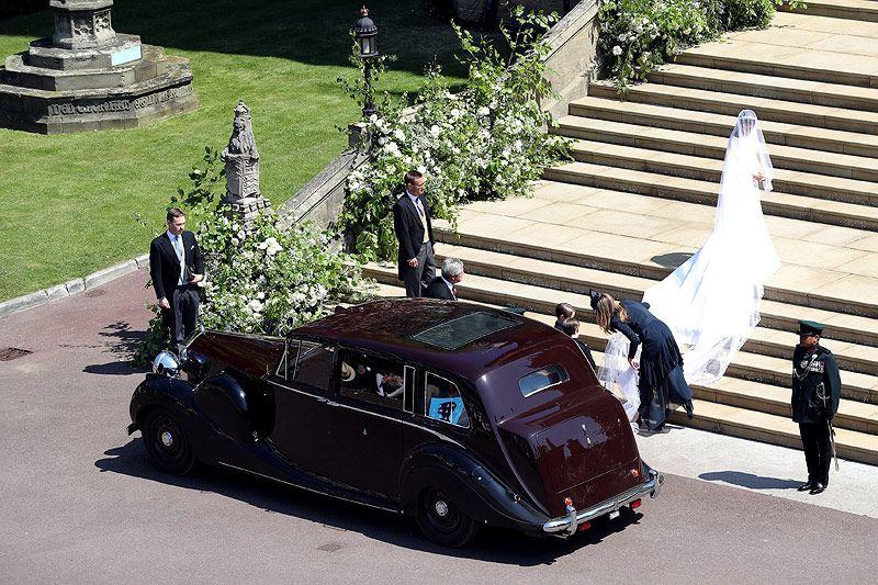 Die Schonsten Bilder Der Hochzeit News Orf At Harry And Meghan Wedding Meghan Markle Wedding Meghan Markle