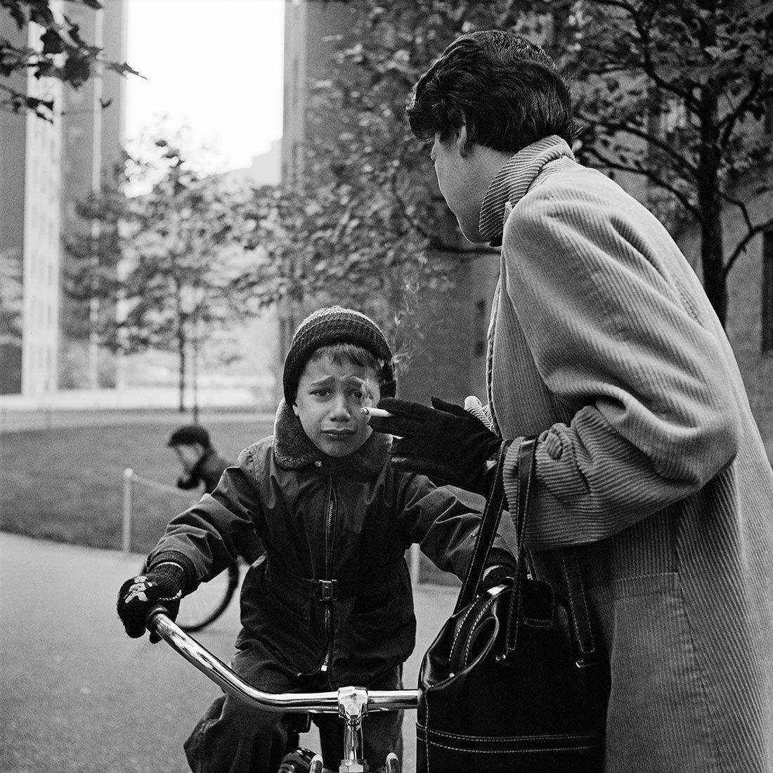 *  New York, 1954 - photo Vivian Maier (1926-2009)