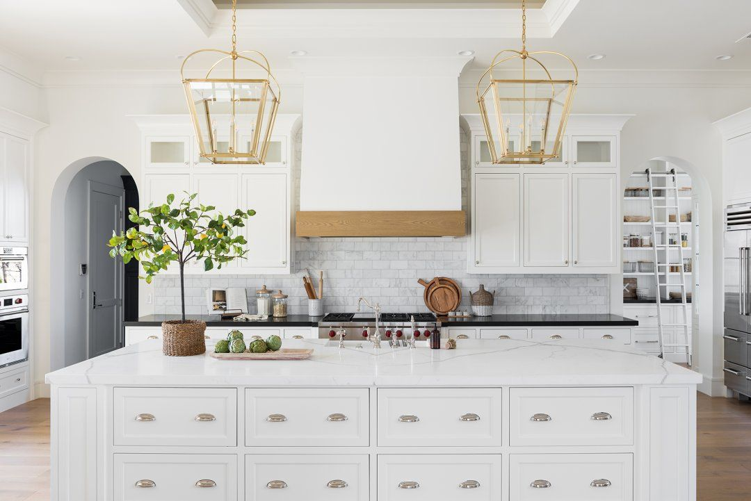 california traditional home tour  kitchen remodel cost