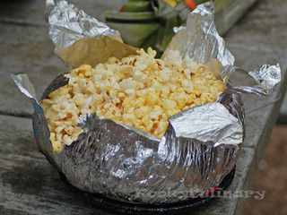 Campfire Popcorn 4 by kookyculinary, via Flickr