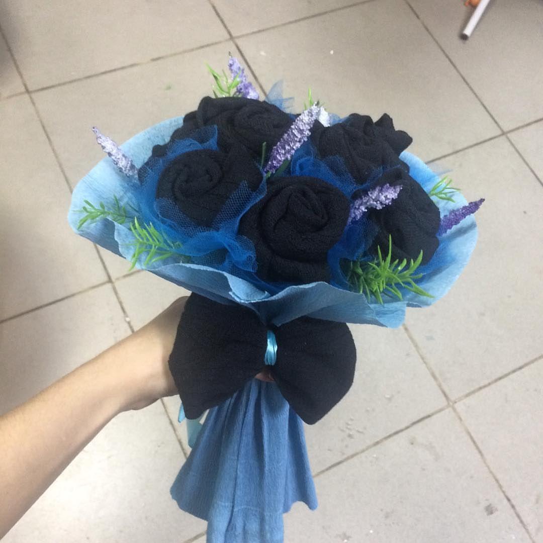 Букет из трусов пошаговое фото, цветы измайлово