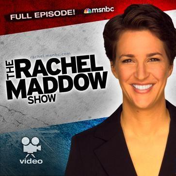 3275368 Rachel maddow, Msnbc rachel maddow, Podcasts