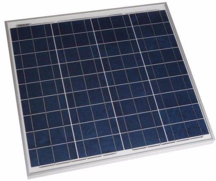 High Transmittance Maintenance Free Polycrystalline 50 Watt Solar Panel Solar Panels Solar Roof Solar Panel