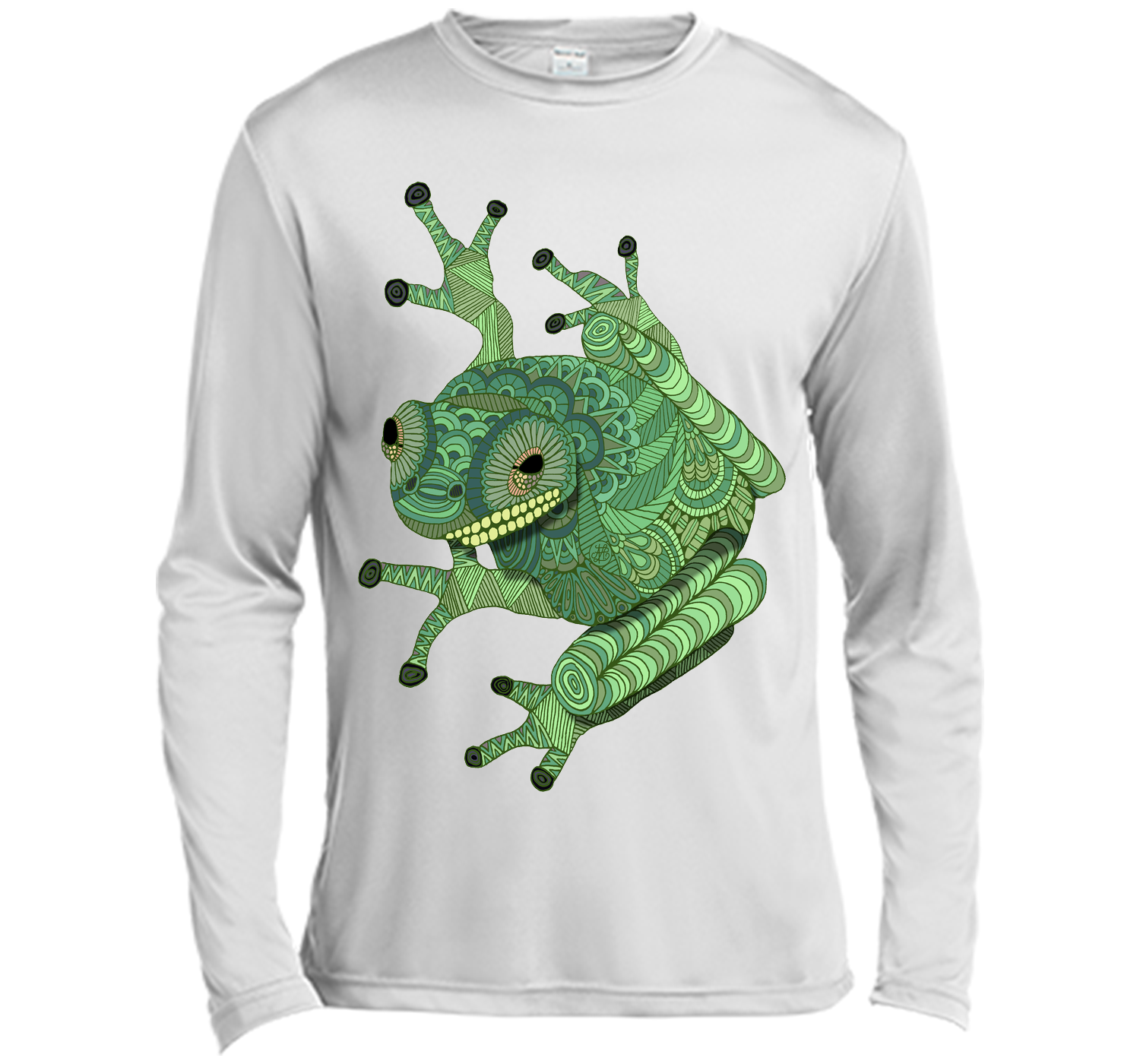 Attractive Little Tree Frogs 2017 T Shirt