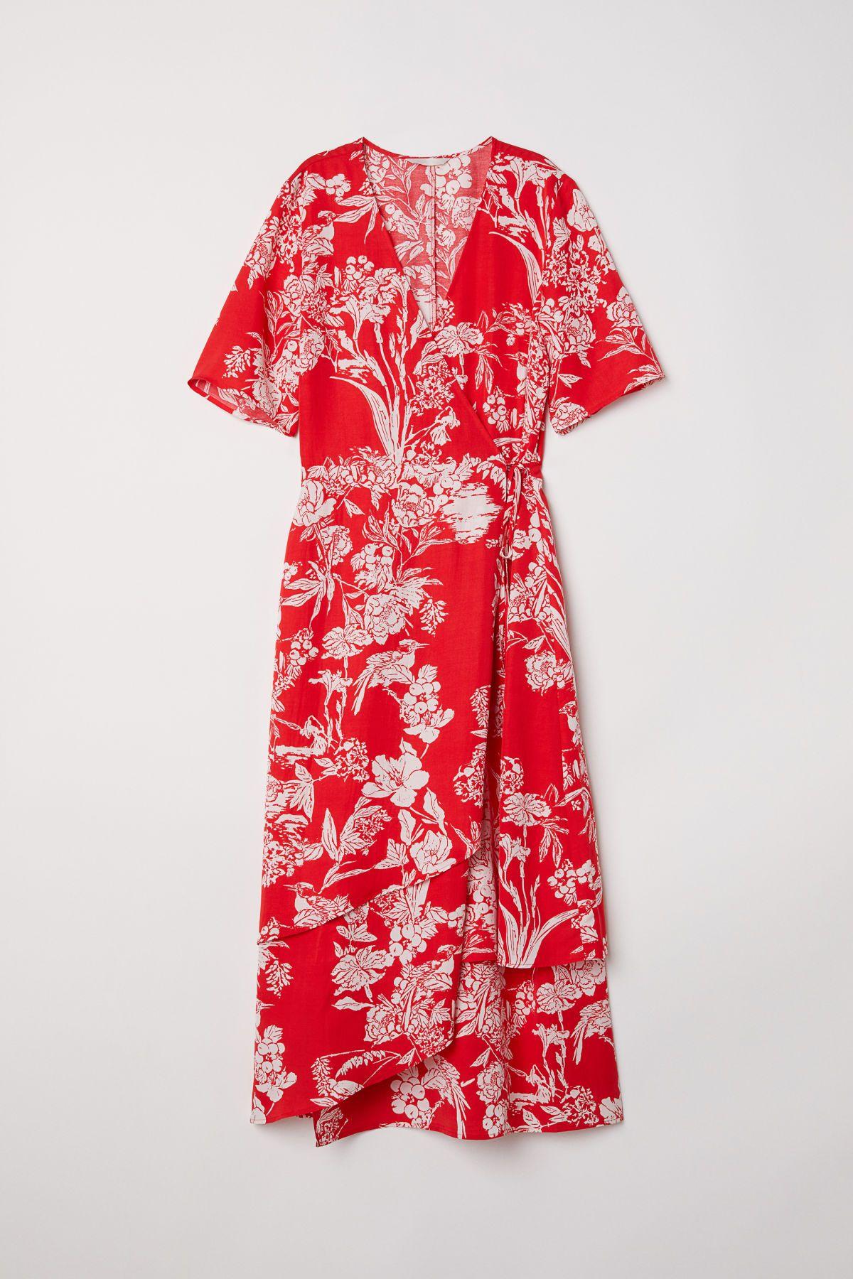 Lujoso Vestidos De Dama De Rojo Y Crema Regalo - Colección del ...