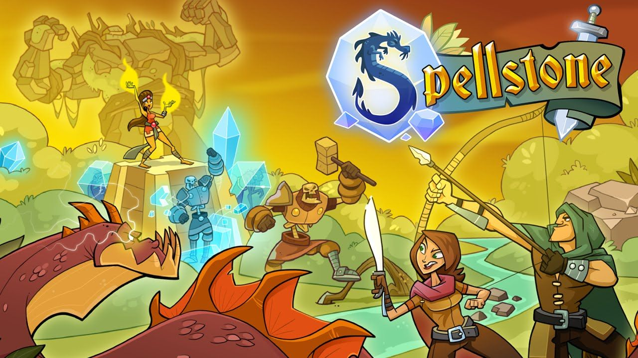 SPELLSTONE IOS / ANDROID GAMEPLAY TRAILER. === Latest