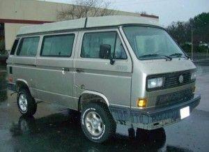 1990 vw vanagon transmission