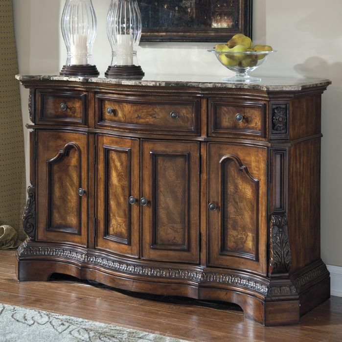 ledelle dining room server buffet sideboard dining room server rh pinterest com