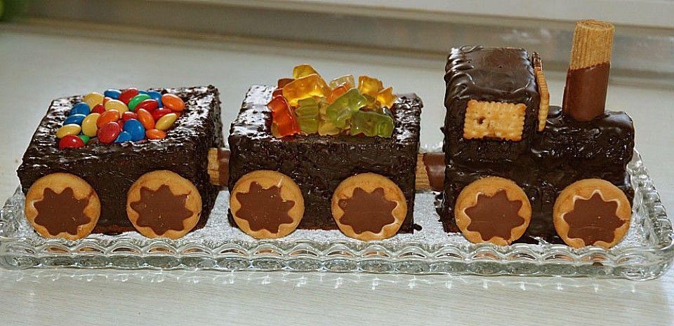Schokoladenkuchen Fur Kindergeburtstag Kuchenrezepte Fur