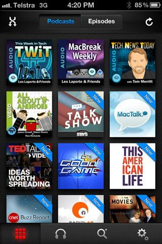 Pocket Casts For Android Ios The Best Podcast Client For Me Tech News Today It Cast Podcasts