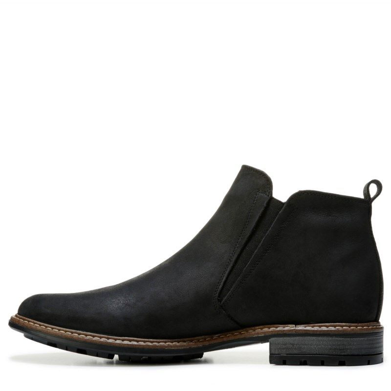 GBX Men's Packer Chelsea Boots (Black Leather)