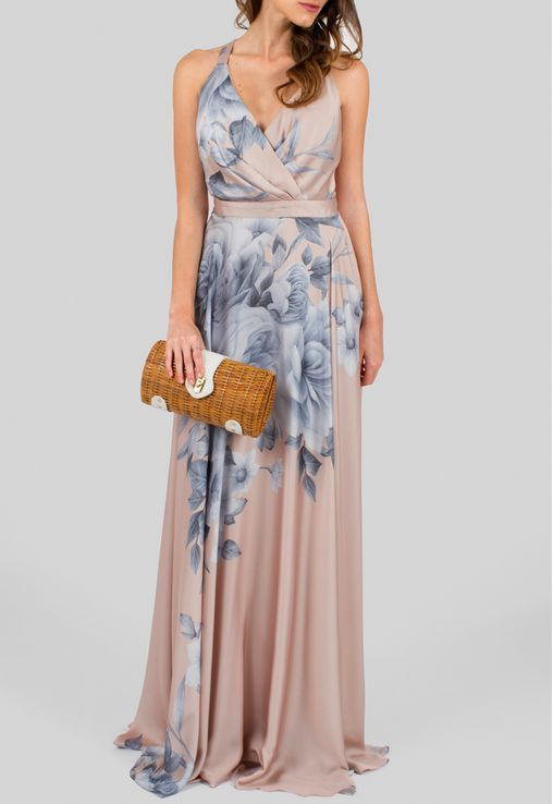 9067be815 vestido-carmen-longo-de-seda-floral-powerlook-estampado-rosa ...