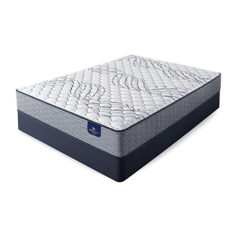 Serta Perfect Sleeper Elmcrest Extra Firm Mattress Box Spring