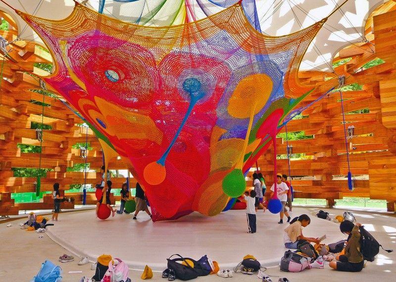 Unique kids playground design around the world-INSIDE Korea JoongAng Daily
