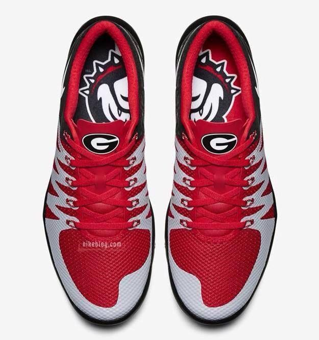 ac71df36ec1c coupon code for nike is set to release a new georgia bulldogs shoe called  the free