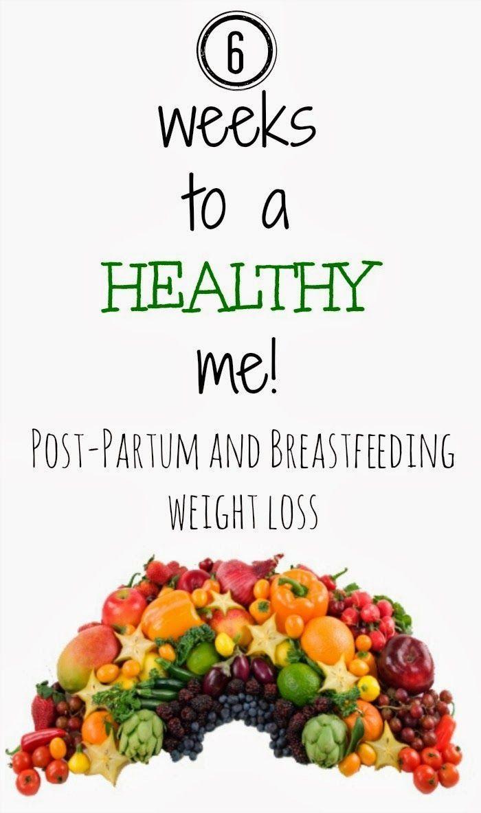 Postpartale Diät während des Stillens
