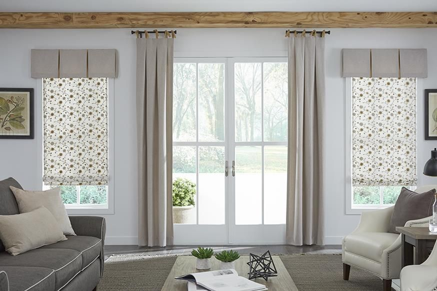 Valances Beautiful Window Valances Lafayette Interior Fashions Window Treatments Living Room Transitional Window Treatments Living Room Windows #window #drapes #for #living #room