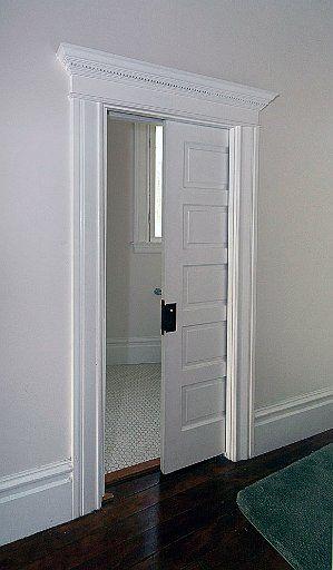 Merveilleux Pocket Door Hardware Index