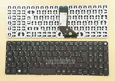 NEW FOR Acer Travelmate P277-M P277-MG P278-M Keyboard Spanish Teclado No Frame