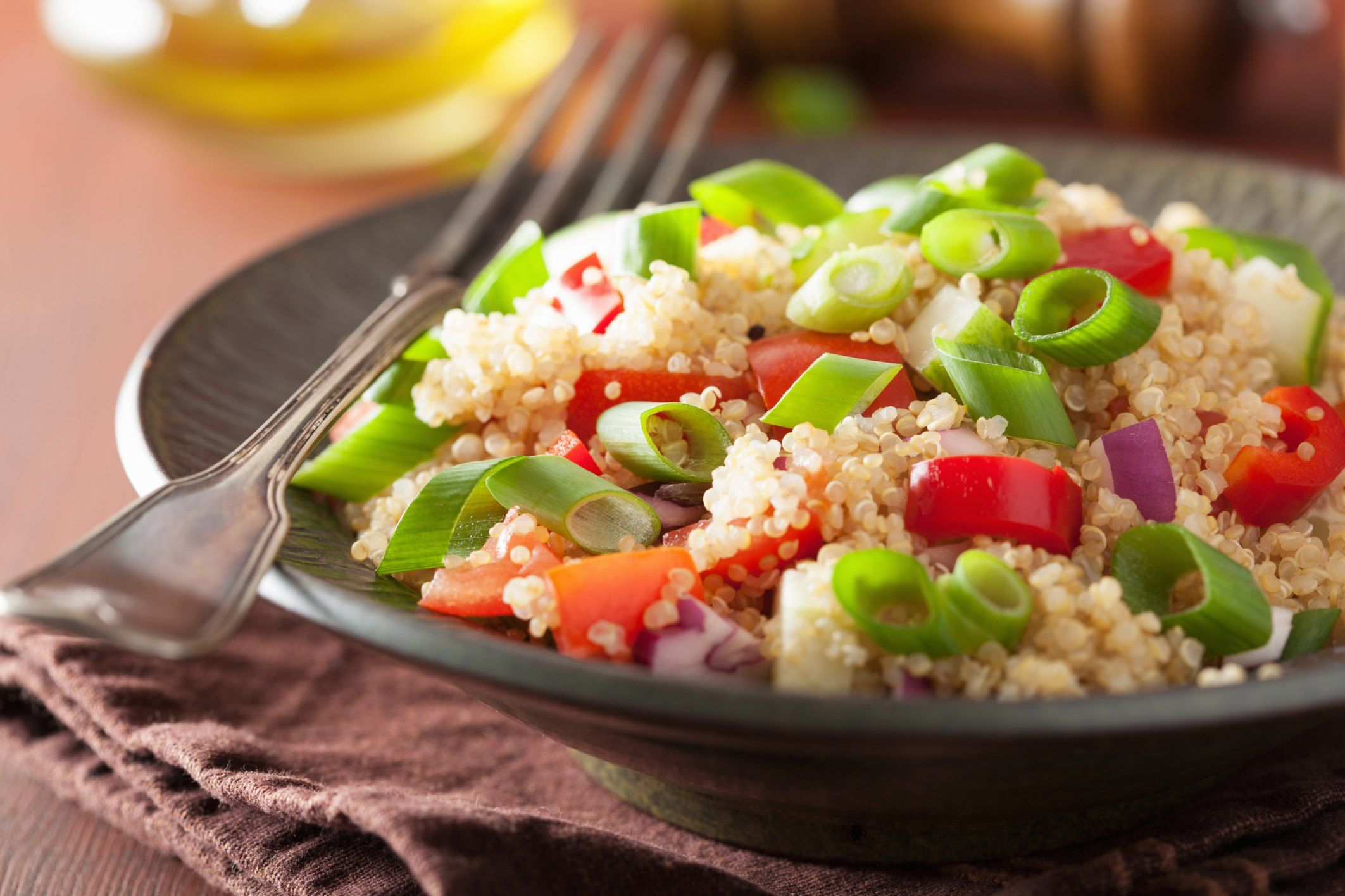 Why Quinoa Should Be a Part of Your LowCarb Diet Low
