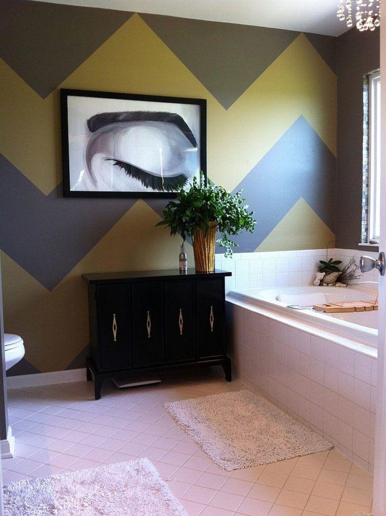 Photo of Trendy und erfrischend: Graue und gelbe Badezimmer, die begeistern