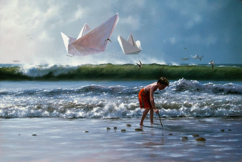 Jimmy Lawlor - Painter: