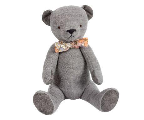 Teddy Bear, Grey