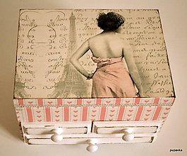 Krabičky - Madame Paris - 4792544_