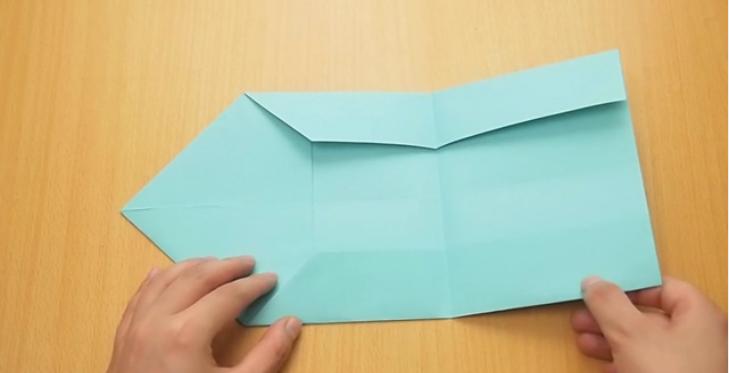 Как сделать открытку своими руками из бумаги без клея и ножниц, надписью