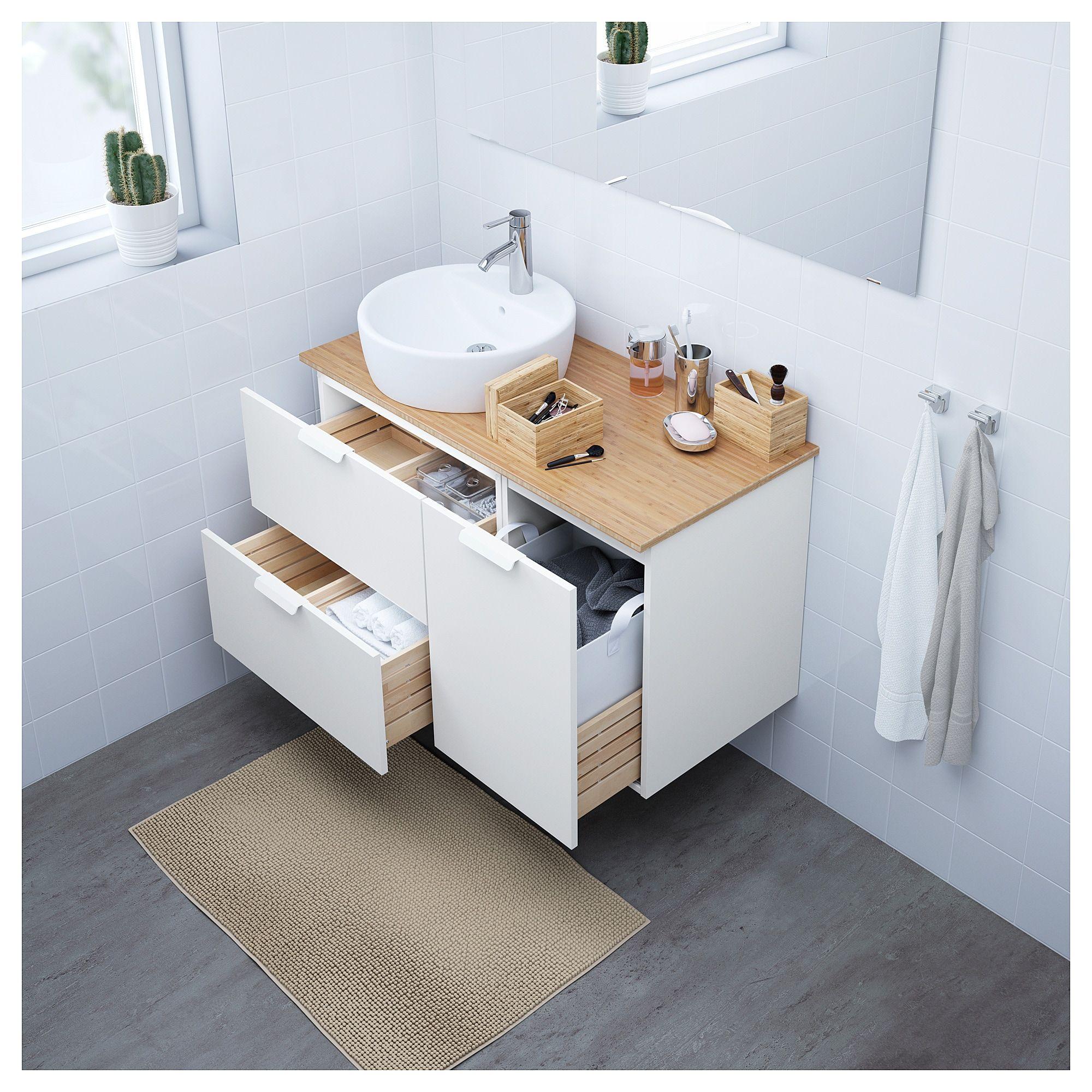 Mobilier Et Decoration Interieur Et Exterieur Meuble Lavabo Meuble Lavabo Ikea Bathroom Vanity