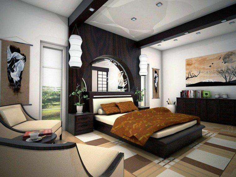 Chambre asiatique et zen pour un sommeil facile et serein | Zen and ...