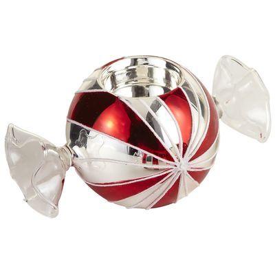 Candy Tealight Holder Ball Christmas Christmas