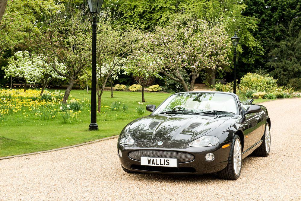 Jaguar Xkr Convertible Car Rentals Cambridge Cars