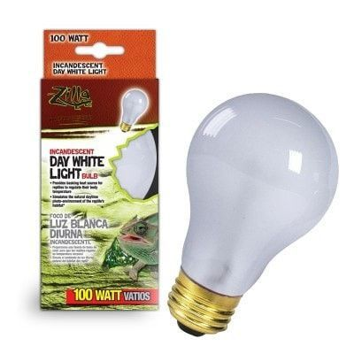 Reptile Bulbs Day White Light Incandescent Bulb Boxed 100w Central Energy Savers Upc 96316671355 White Light Bulbs White Light Incandescent Bulbs