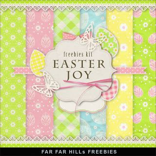 Sunday's Guest Freebies ~ Far Far Hill ♥♥Join 3,700 people. Follow our Free Digital Scrapbook Board. New Freebies every day.♥♥