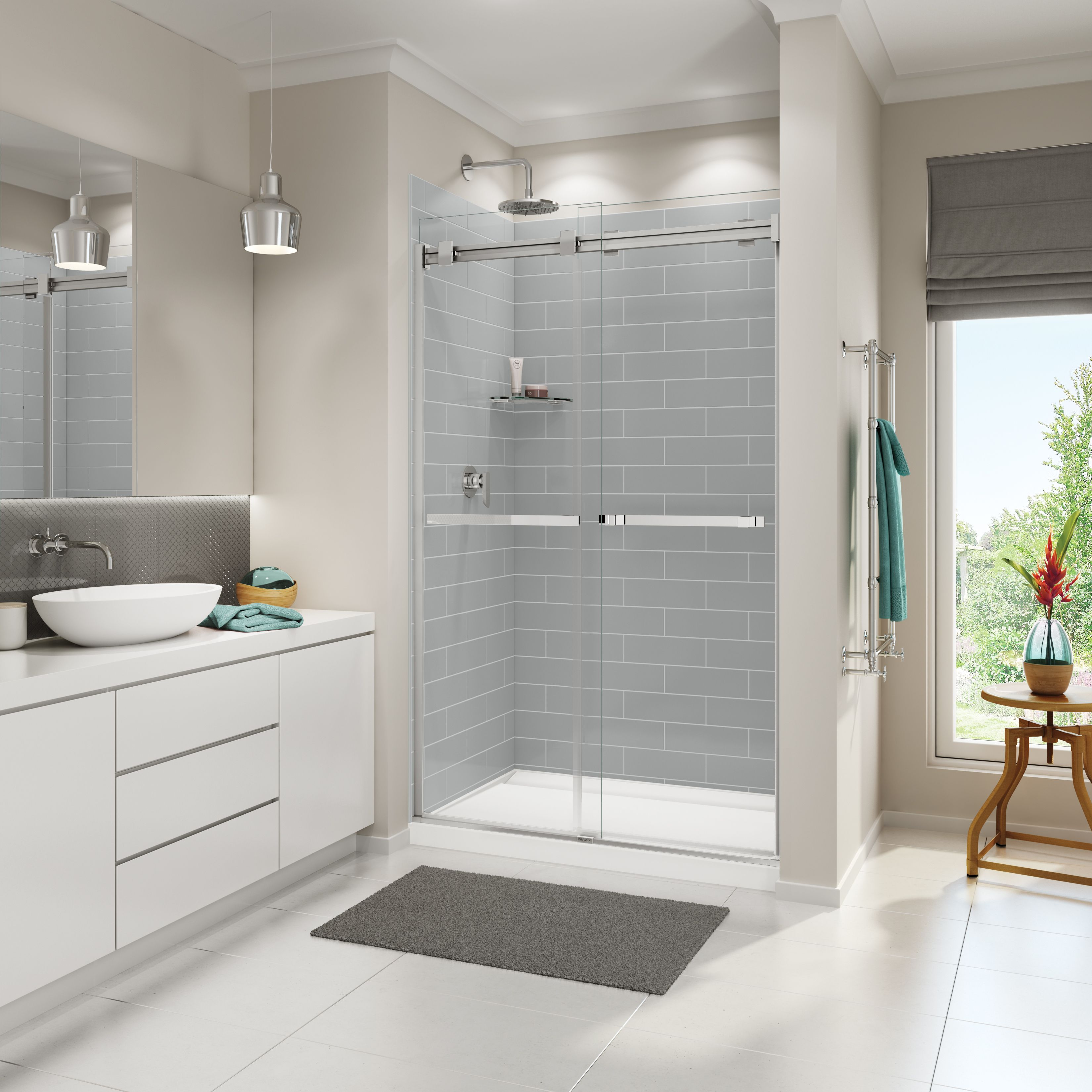 Maax Distinct 4832 Base Alcove Www Maax Com Bathroom Design
