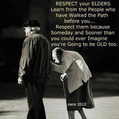 respect your elders college essay