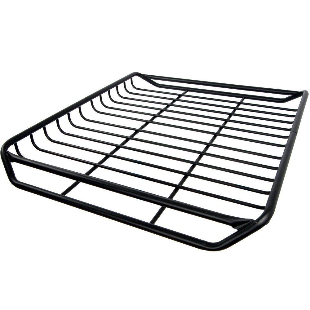 Amazon.com: Apex RB 1512 Black Car Top Roof Rack Carrier Mesh Basket:  Automotive