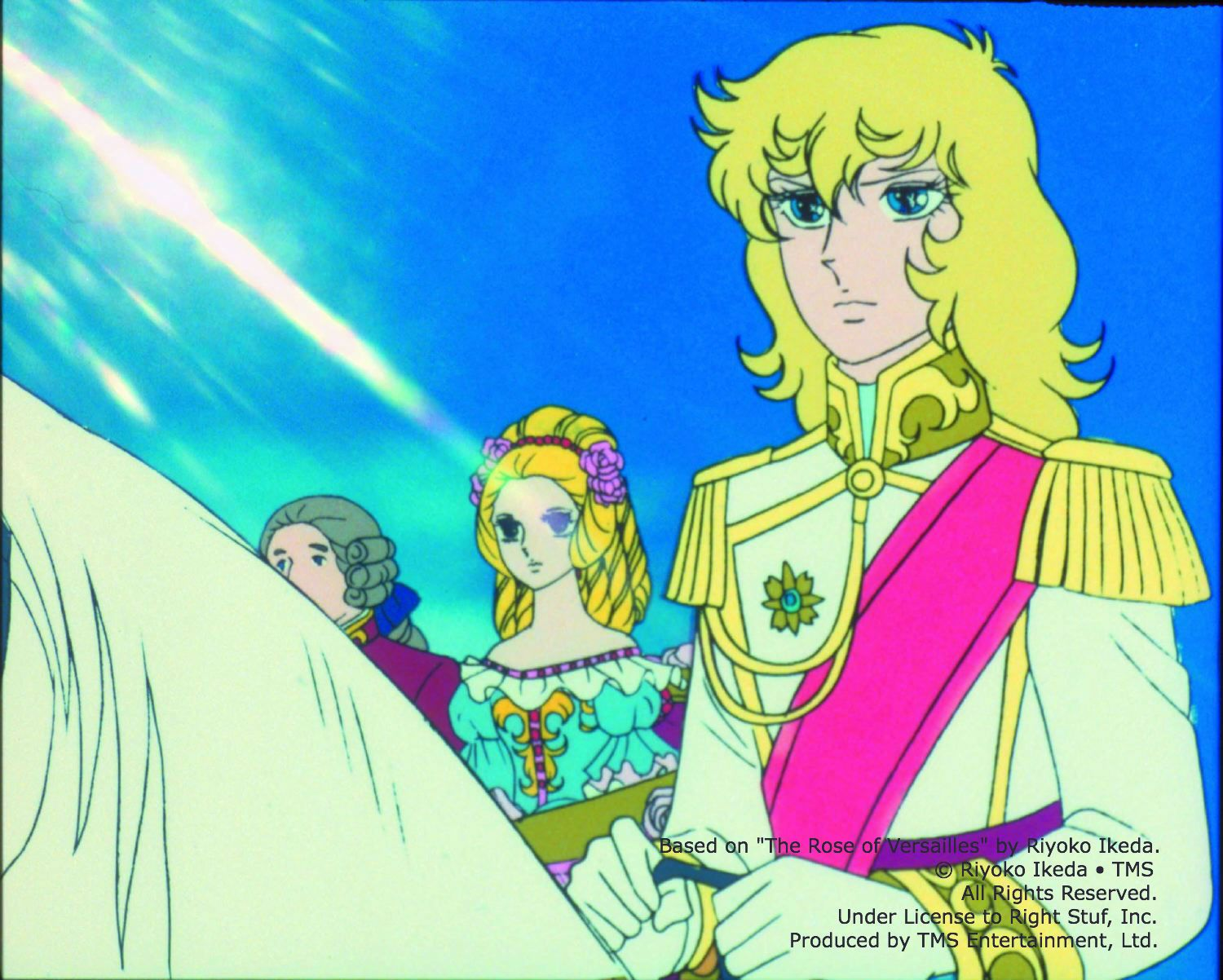 Making history the rose of versailles anime news network