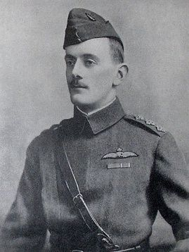 July 25, 1915: Royal Flying Corps Capt. Lanoe Hawker becomes the first British military aviator, and third overall, to earn the Victoria Cross, for defeating three German two-seat observation aircraft in one day, over the Western Front during World War I.