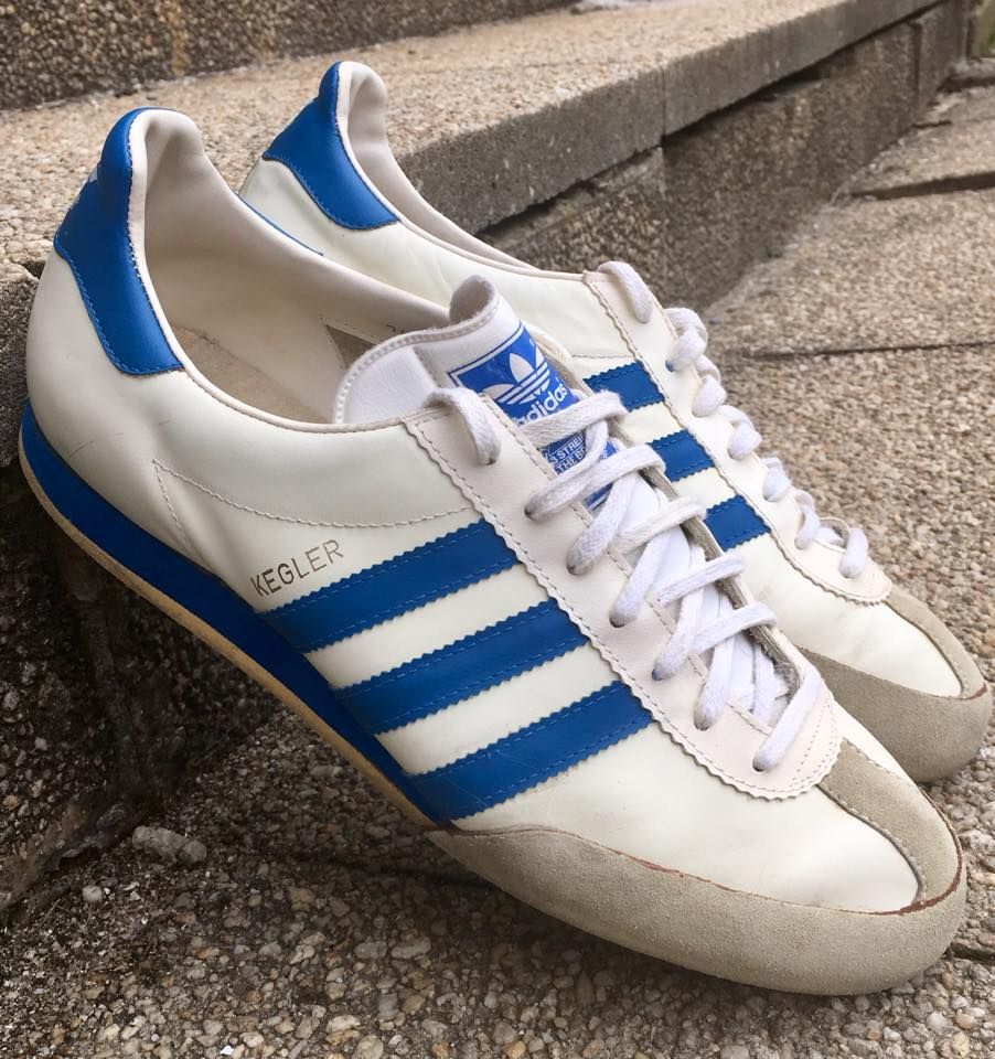 1983 Yugoslavian made Kegler | Adidas in 2019 | Sneakers