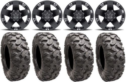 XS775 Rockstar I 15' Wheels 34' Roctane XD Tires Honda