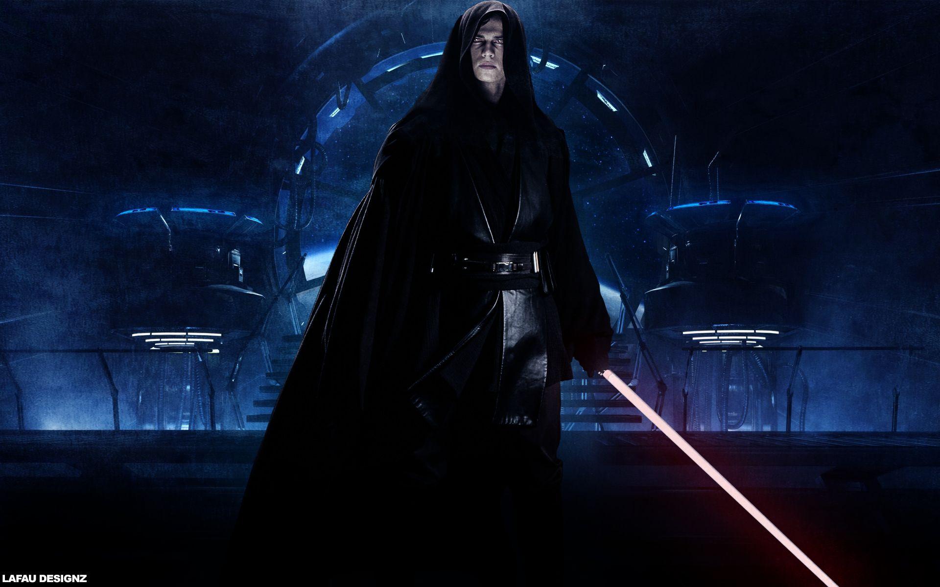 Anakin Skywalker Star Wars Wallpaper By Lafaudesignz D5v45vf Jpg 1920 1200 Anakin Skywalker Star Wars Watch Sith
