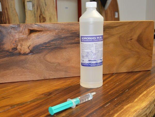 Holzwurm Bekampfen Entfernen Behandeln Cleaning Holzwurm Holz