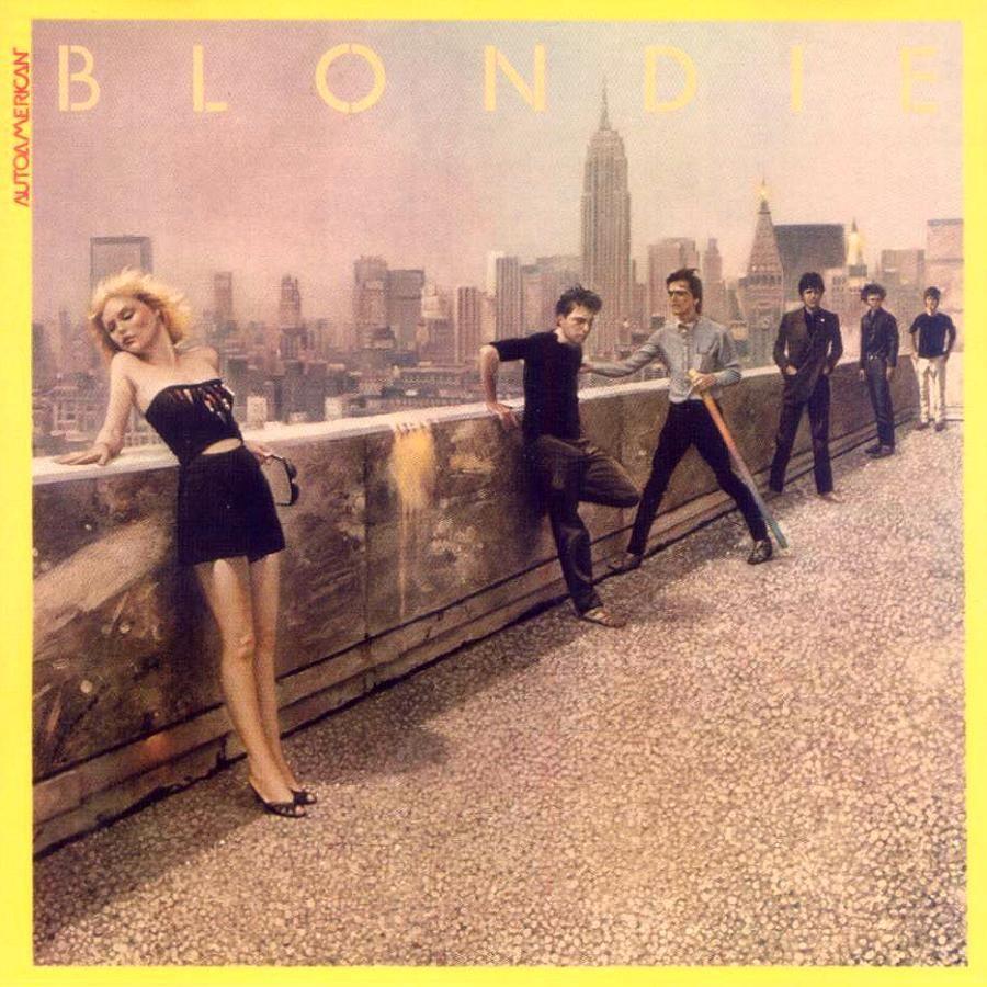 Blondie Autoamerican Iconic Album Covers
