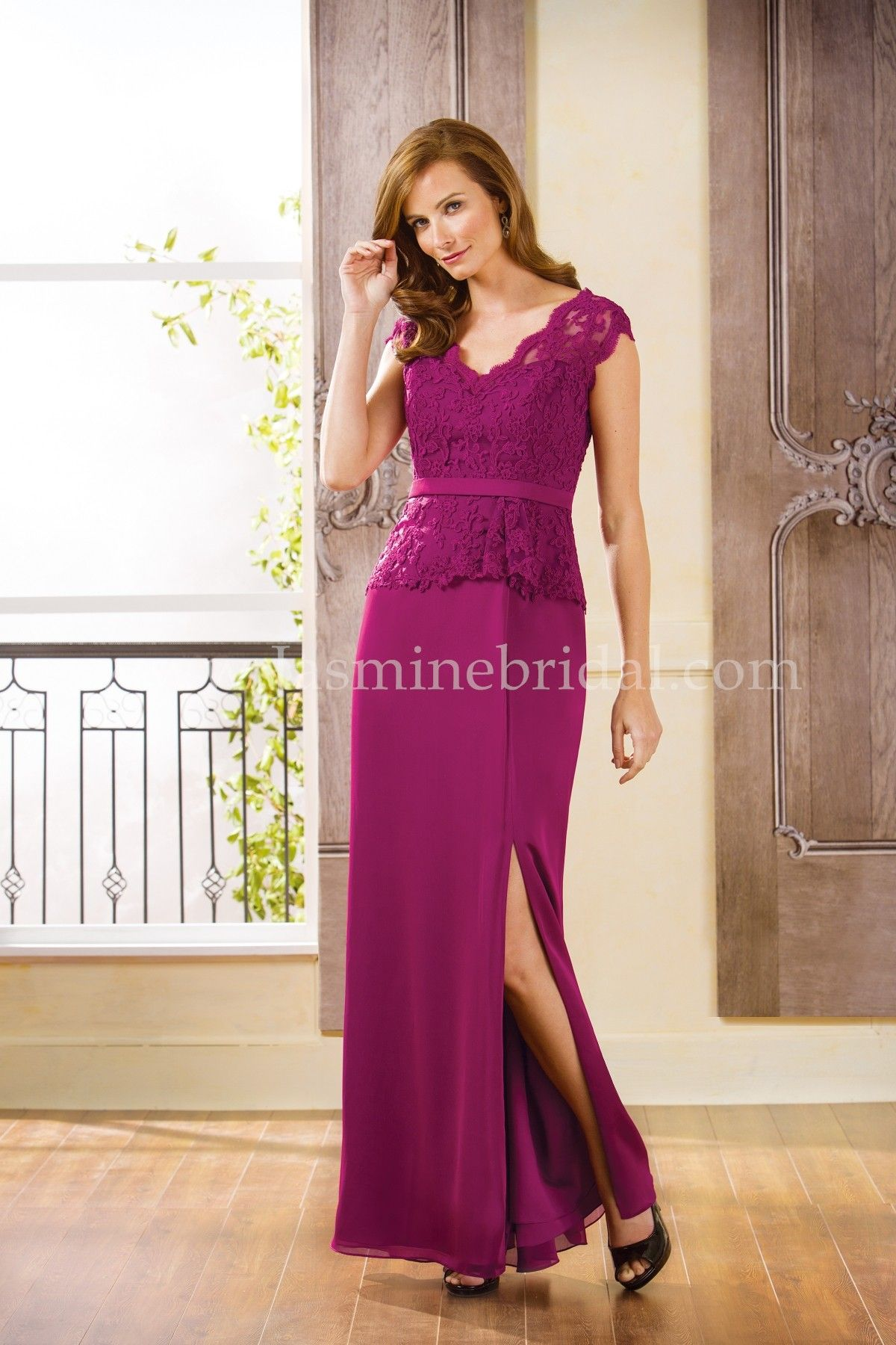 Moderno Vestidos De Dama De Baton Rouge Ornamento - Colección de ...