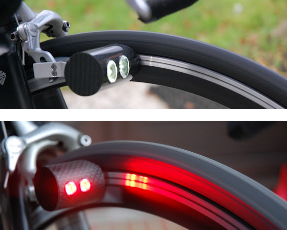 Magnic Light A Magical Magnetic Dynamo Light For Your Bicycle Avec Images Style De Velo Equipement Velo Idees Velo
