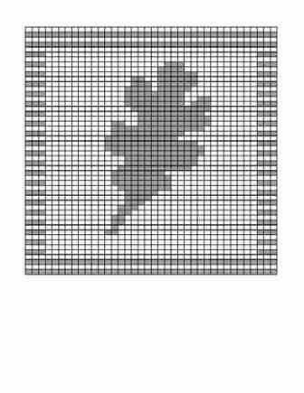 knitting pattern leaf - Google zoeken | Fair isle patronen ...