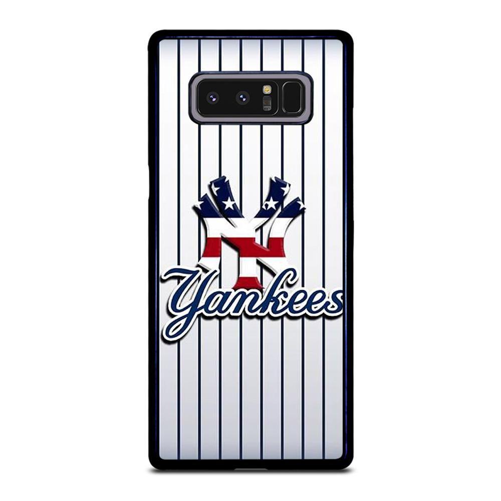 New York Yankees Baseball Logo Samsung Galaxy Note 8 Case Cover Samsung Galaxy S6 Edge Cases Samsung Galaxy Samsung Galaxy S6 Edge